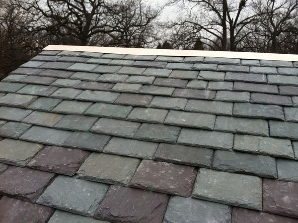 Slate Roof Installation : Slate roof installers wisconsin alois roofing and sheet