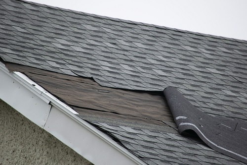 Damaged Roof Repair Wisconsin